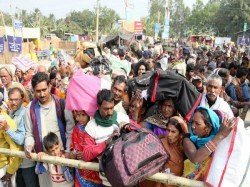 Dead As Mob Gathered High Numbers At Gangasagar West Bengal