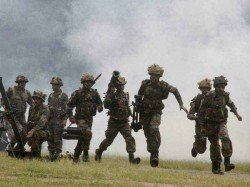 Indian Soldiers Get Award Surgical Strike Pakistan