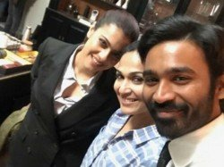 Kajol Is The Tamil Movie Vip2 With Twisting Character