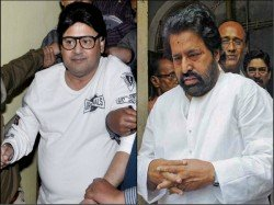 Rose Valley Scam Tmc Delegates Met With Sudip Tapas Was Outcast