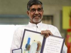 Kailash Satyarthi S Stolen Nobel Replica Recovered 3 Arrested