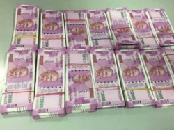 Fake Rs 2 000 Notes From Pakistan Reach India Via Bangladesh