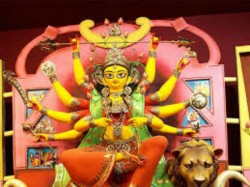 Durga Puja Is Started Next Day Saraswati Puja