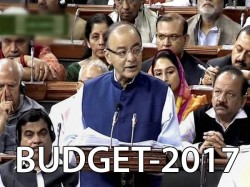 Budget 2017 Presented Fm Arun Jaitley Highlights At Glance