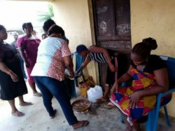 A Woman Has Given Birth A Goat After Two Year Pregnancy Nigeria