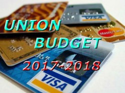 Budget 2017 Important Announcement Regarding Digital Payment And Cashless Economy