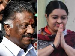 Jayalalithaa S Niece Deepa Backs O Panneerselvam