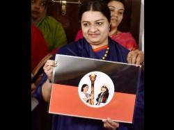 On Jayalalithaa S 69th Birthday Deepa J Opens Another Anti Sasikala Front Unveils New Aiadmk Logo