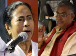Mamata Banerjee Warns Dilip Ghosh Standing Assembly