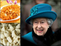 Halwa Gujiya Were Served At Queen Elizabeth S Party At London