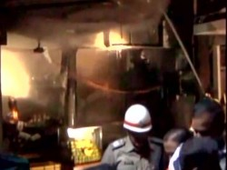 Harishpal Market Is Consumed Devastating Fire