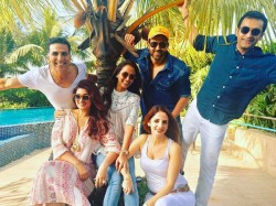 Sussanne Khan Bonds With Hrithik Roshan Again Spends Sunday With Ex Husband