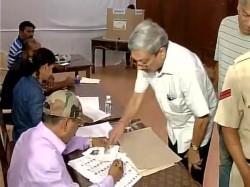 Assembly Election Day Punjab Seats Goa All 40 Seats