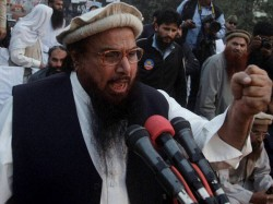 No Quarrel With India If It Leaves Kashmir Hafiz Saeed