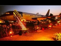 Restaurant Opens Retired Air India Plane Punjab