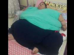 Kg Egyptian Woman Reaches Mumbai Weight Loss Treatment