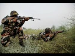 J K Infiltration Bid Foiled Rajouri Sector Terrorist Killed