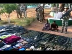 Maoist Leader Santosh Patra Surrendered The Jhargram Court