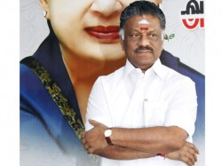 O Panneerselvam Work As Chief Minister Today At His Office