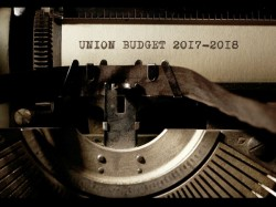 Union Budget 2017 Copies At Glance