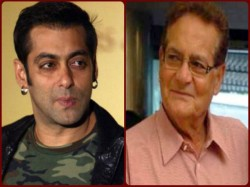 Salman Khan S Father Salim Khan Will Never Work With Him The Reason Will Shock You