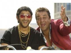 Munnabhai 3 Script Excites Arshad Warsi