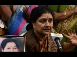 Sasikala Reveals Jayalalithaa S Last Words To Her