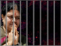 Sasikala Nataraja Surrenders Before Court Bengaluru