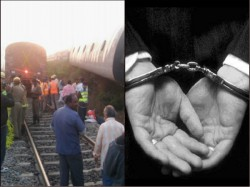 Kanpur Train Accident Arrested Isi Agent Shamsul Hoda Issued Supari For Big Train Accident In India