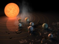 Scientists Discover 7 Earthlike Planets Orbiting Nearby St