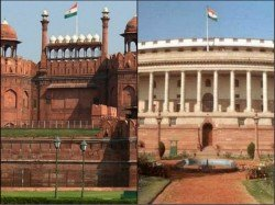 Suspicious Object Found Inside Red Fort At Parliament
