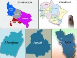 Assembly Elections Result Uttar Pradesh Manipur Goa Punjab Uttarakhand At A Glance