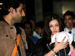 Aishwarya Rai Bachchan Abhishek Bachchan Have Big Fight Over Daughter Aaradhya