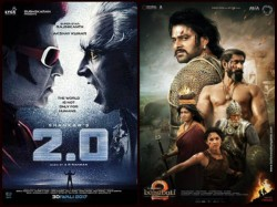 This Is How Robot 2 0 Made More Money Than Baahubali 2 Even Before Its Release