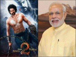 Queen Elizabeth Ii Pm Narendra Modi Watch Bahubali 2 Before Release