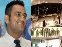 Ms Dhoni Rescued Safely From Hotel Fire Dwarka Delhi