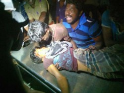 Sri Lankan Navy Shoots Indian Fishermen One Dead