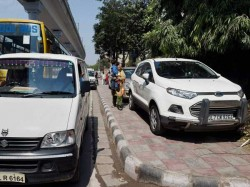 Make Parking On Footpaths An Offence Environment Pollution Control Authority