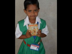 Odisha Six Year Old Muslim Girl Wins Bhagavad Gita Recitation Contest