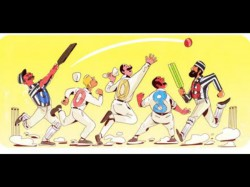 Google Doodle Celebrates 140 Years Test Cricket