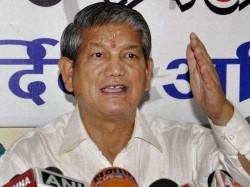 Uttarakhand Cm Harish Rawat Loses Both Seats