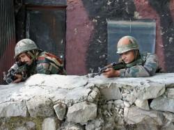 Encounter Breaks With Terrorists Pulwama Jammu Kashmir 1 Terrorist Killed