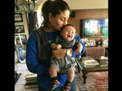 This Photo Kareena With Her Bundle Joy Taimur Is Breaking The Internet