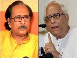 Laxman Seth Insinuate Buddhadeb Bhattacharya As Incompetent Cm