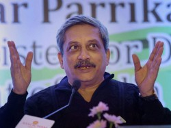 Manohar Parrikar Appointed As Goa Chief Minister