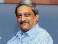 India Must Be Prepared Chemical Warfare Says Manohar Parrikar
