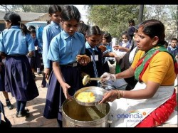 Aadhaar Number Made Mandatory For Students Receive Midday Meals