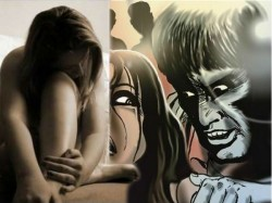 Teenage Girl Gangraped Burnt Alive Mirzapur Uttar Pradesh