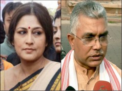 Roopa Ganguli Can Be Removed From Post Party Link Juhi Chowdhuri Dilip Ghosh Indicate That