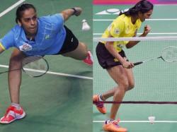 India Open 2017 Pv Sindhu Beat Saina Nehwal Enters Semi Final
